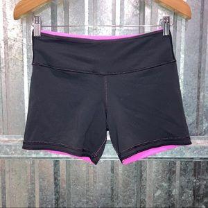 Lululemon Black shorts Sz 6